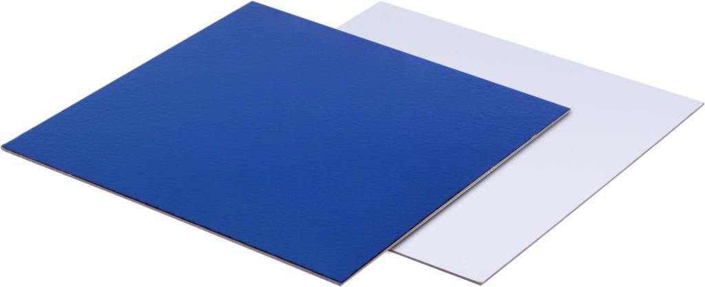 Подложки для тортов двусторонние, прямоугольные/квадрат 2,5мм