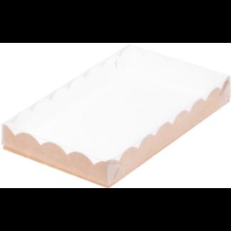 Коробка для печенья и пряников КРАФТ, 250х150х35