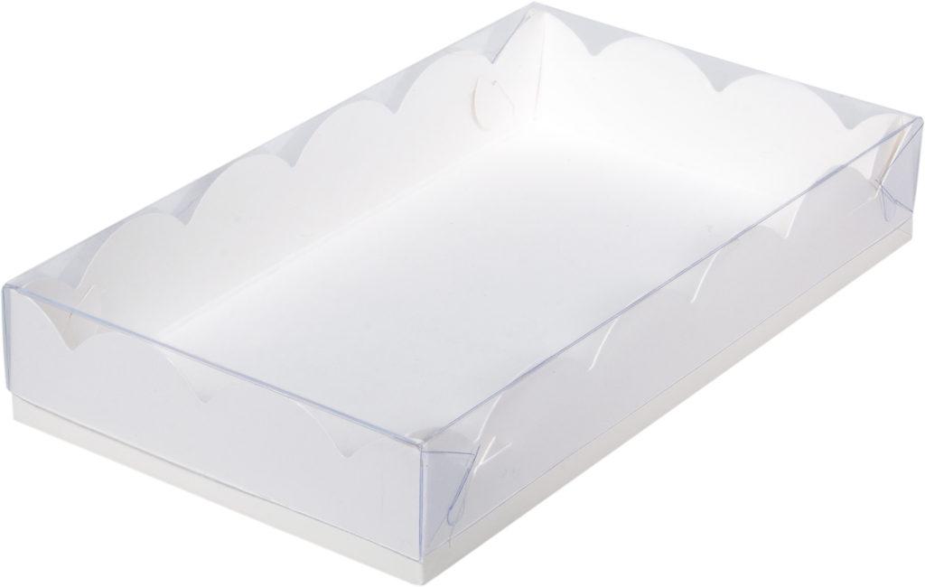 Коробка для печенья и пряников,  220х150х35 БЕЛАЯ
