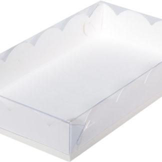 Коробка для печенья и пряников, 200х120х35 БЕЛАЯ