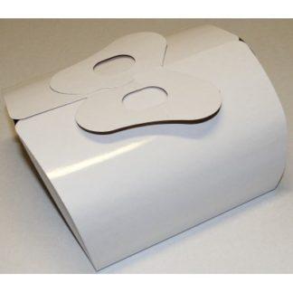 Коробка для конфет с пластиковой крышкой, круглый ложемент, 190х190х30