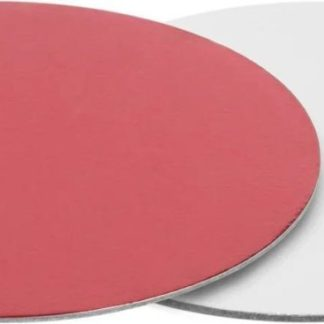 Подложки для тортов ДВУСТОРОННИЕ, круглые 2,5мм
