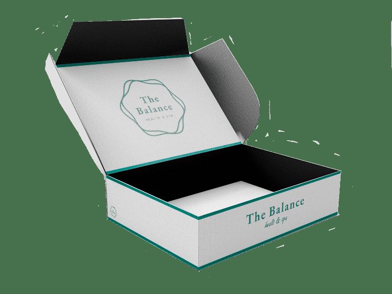 Кашированные самосборные коробки