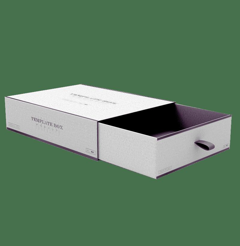 Упаковка пенал из картона